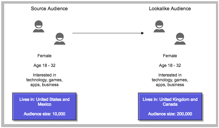 lookalike audience example
